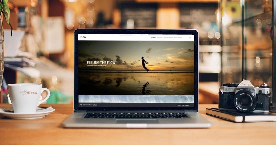pixpa site example