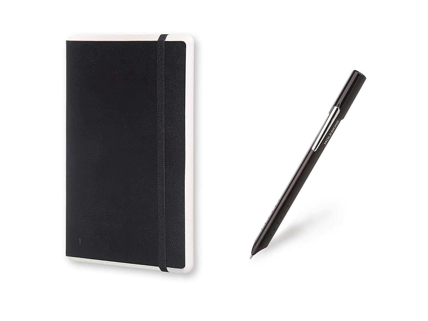 Moleskine smart writing set notebook