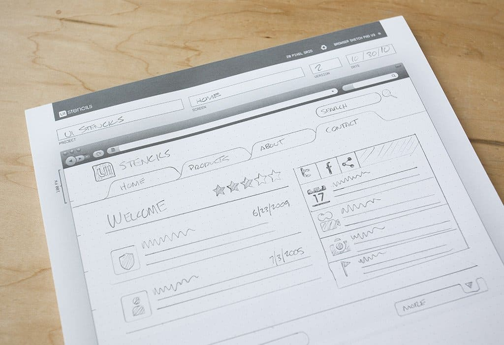 Browser Sketch Pad