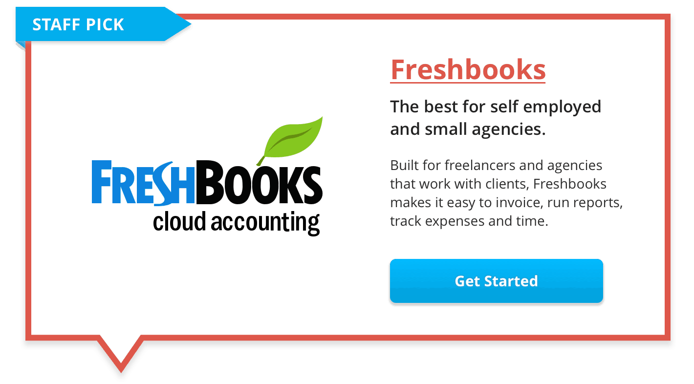 Get Started with Freshbooks