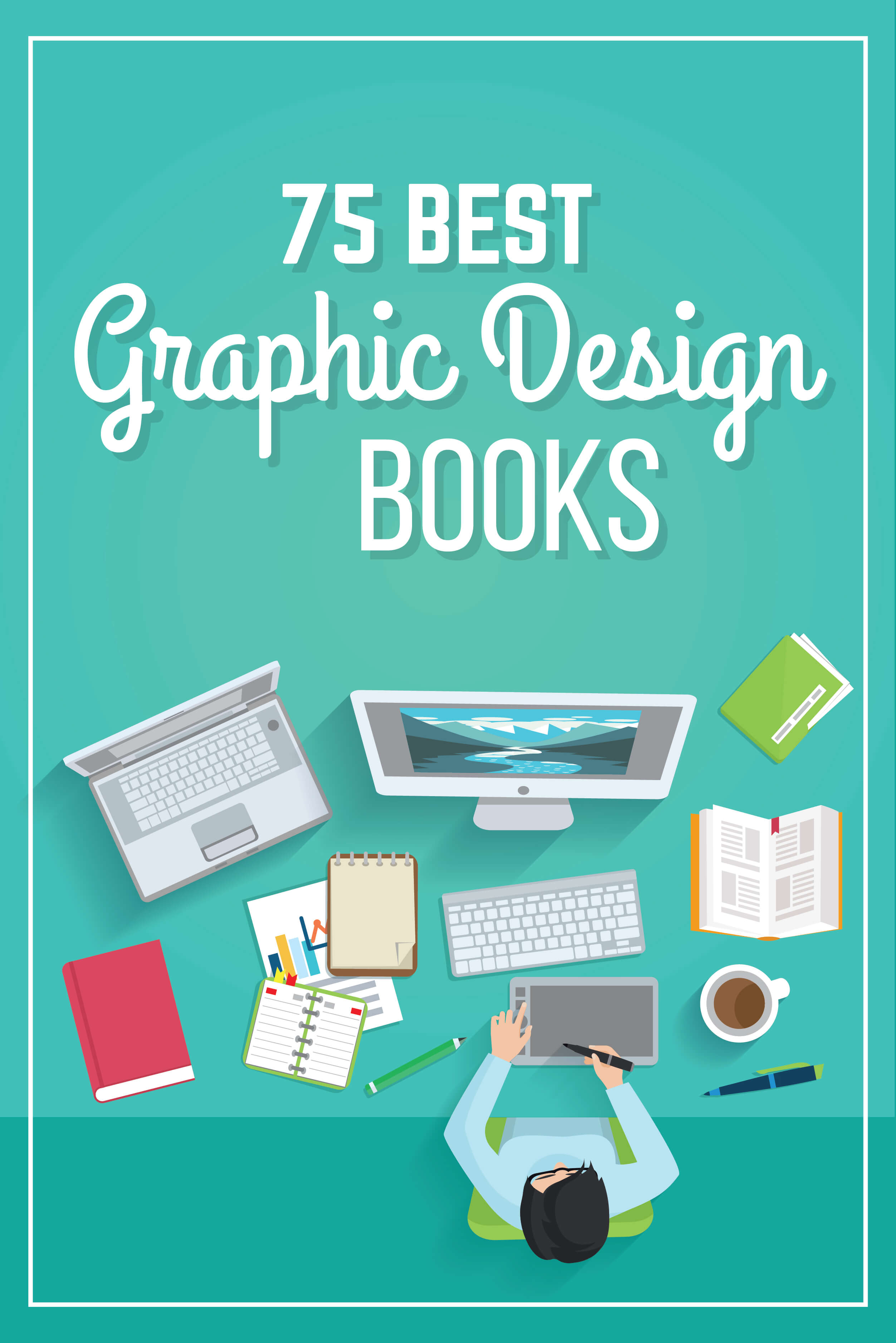 75 Best Graphic Design Books